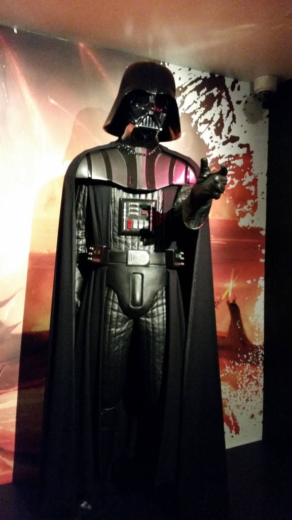 Darth Vader at EMP Museum Seattle, WA 2015